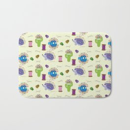 Sew Happy Bath Mat