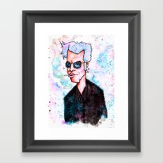 Jim Jarmusch Framed Art Print