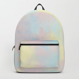 soft tie dye Backpack