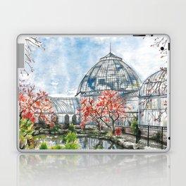 Detroit Belle Isle Conservatory Laptop & iPad Skin