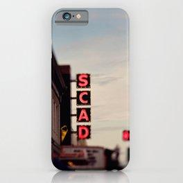 Broughton Street iPhone Case