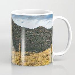 """Sonoran Desert Scene 10"" by Murray Bolesta Coffee Mug"