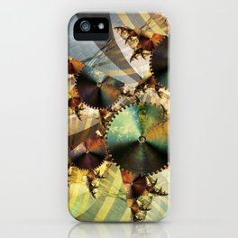 Impractical Flying Machine iPhone Case
