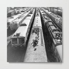 Streetphotography_06_Turkey Metal Print