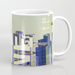 GLITCH CITY #26: Melbourne Coffee Mug