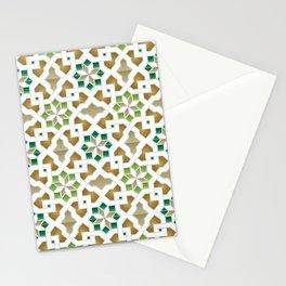Oriental Pattern - Geometric Design Pt. 8 Stationery Cards