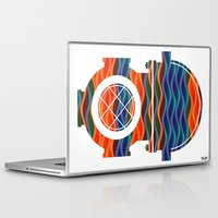 scuba Laptop & iPad Skins featuring Scuba Collor by Guilherme Rosa // Velvia