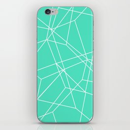 Geometric iPhone Skin