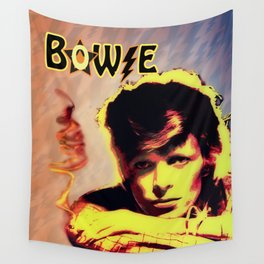 Bowie 2018 Wall Tapestry