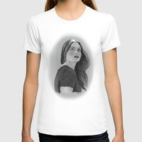 lydia martin T-shirts featuring Lydia by Lauren Spooner