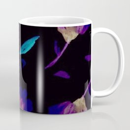 Flying flowers Coffee Mug