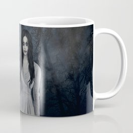 Ghost In The Mist Cristina Scabbia Inspired Artwork Coffee Mug
