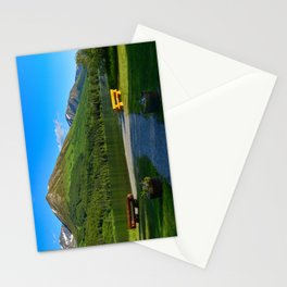 Summit Lake - Kenai Peninsula, Alaska Stationery Cards