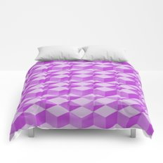 Pink pattern Comforters