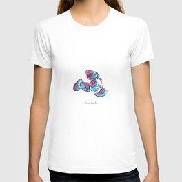 love shucks T-shirt