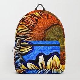 Van Gogh Revisited Backpack