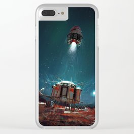 Ambition 1 Ascent Clear iPhone Case