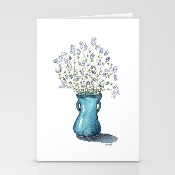 Alfalfa Bouquet Stationery Cards