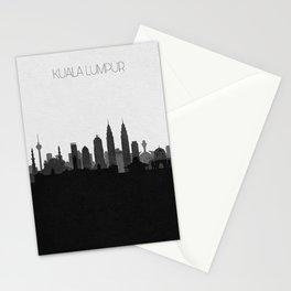 City Skylines: Kuala Lumpur Stationery Cards