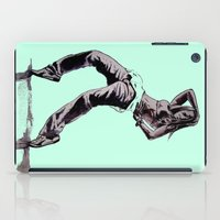 hiphop iPad Cases featuring B GIRL by ARTito