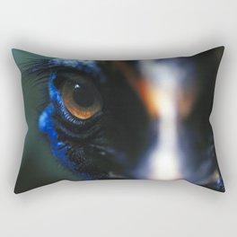 Cassowary Bird Rectangular Pillow
