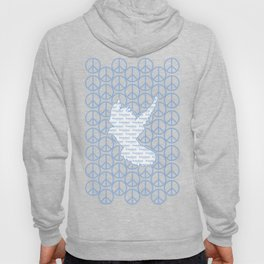 Peace, Freedom. Hoody