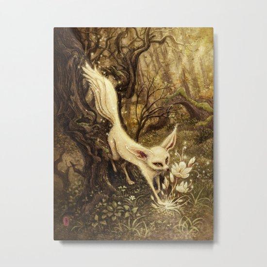 Foxtuna Metal Print
