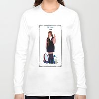 nan lawson Long Sleeve T-shirts featuring nan by quentinschall