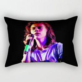 Harry Styles 12/9/15 Rectangular Pillow