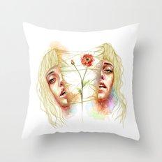 My Reality Throw Pillow