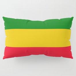 Rastafarian Colors Pillow Sham