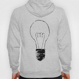 Lightbulb Sketch Hoody