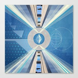 Lift Perspective Canvas Print