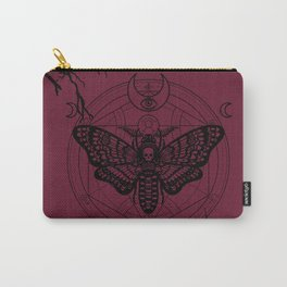 Witch Craft Pink Carry-All Pouch