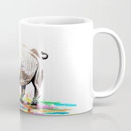 Sudan the last male northern white rhino Coffee Mug