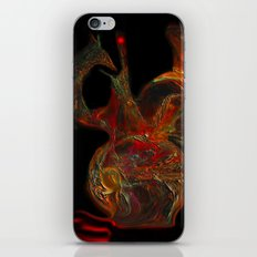 Crazy Vases, Abstract iPhone & iPod Skin