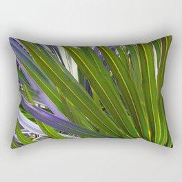 Saw Palmetto Tropicale Rectangular Pillow