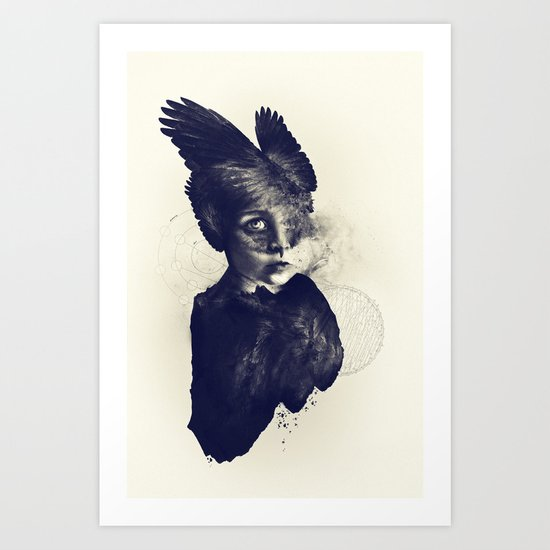 ♦  AURORA  ♦  Art Print