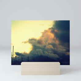 The Creature Mini Art Print