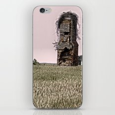 A Family once Lived and Loved Here iPhone & iPod Skin
