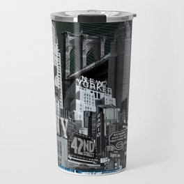 Suva Best of New York Night Travel Mug