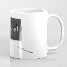 Impeach! Chalkboard Coffee Mug