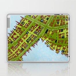 Cipher n. 15 (ORIGINAL SOLD). Laptop & iPad Skin