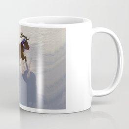 """DREIDEL, DREIDEL, DREIDEL ...Hanukkah PLaY-Do'LPH"" from the photo series, ""My dog, PLaY-DoH"" Coffee Mug"