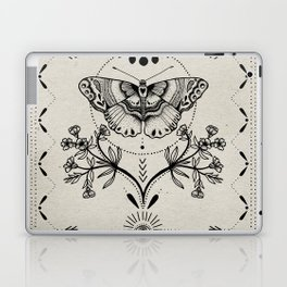 Magical Moth Laptop & iPad Skin
