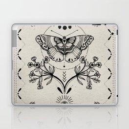 Magical Moth Laptop & iPad Skin