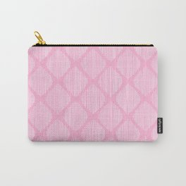 Rose Quartz Ogee Drawing Carry-All Pouch