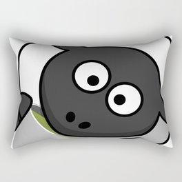 Cartoon Cute Sheep Rectangular Pillow