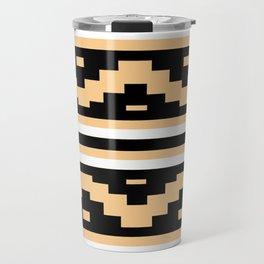 Etnico beige version Travel Mug