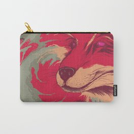 FOX DIE Carry-All Pouch